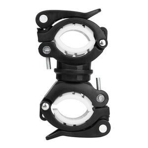 Bicycle Light Mount For Bicycle Front Light 4 Colors Bracket Holder 360 Rotation Bicycle accessories #E5