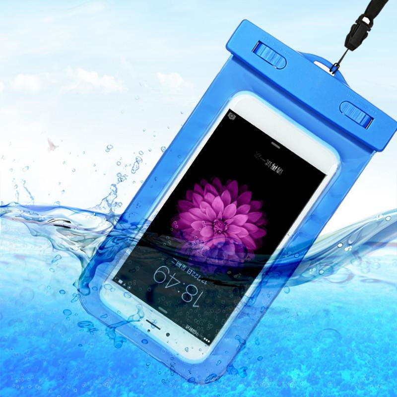 Clear Waterproof Pouch - Dry Case Cover for All cell phones
