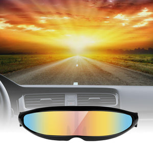Cool UV400 Fishtail Sunglasses Glasses for Outdoor Cycling Sport Day Vision