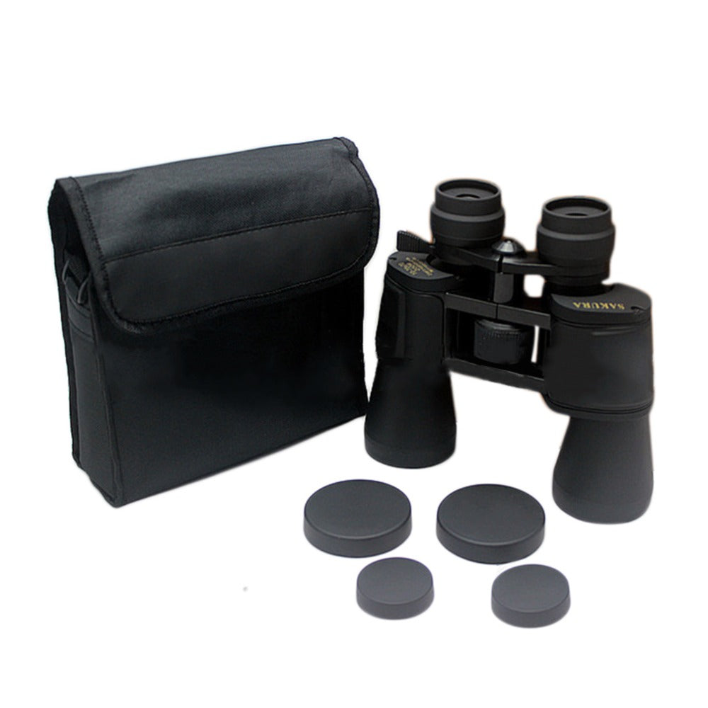 Black Metal living waterproof anti-slip and durable 10-30x Binoculars Professional Hunting Telescope Zoom Day Eyepiece