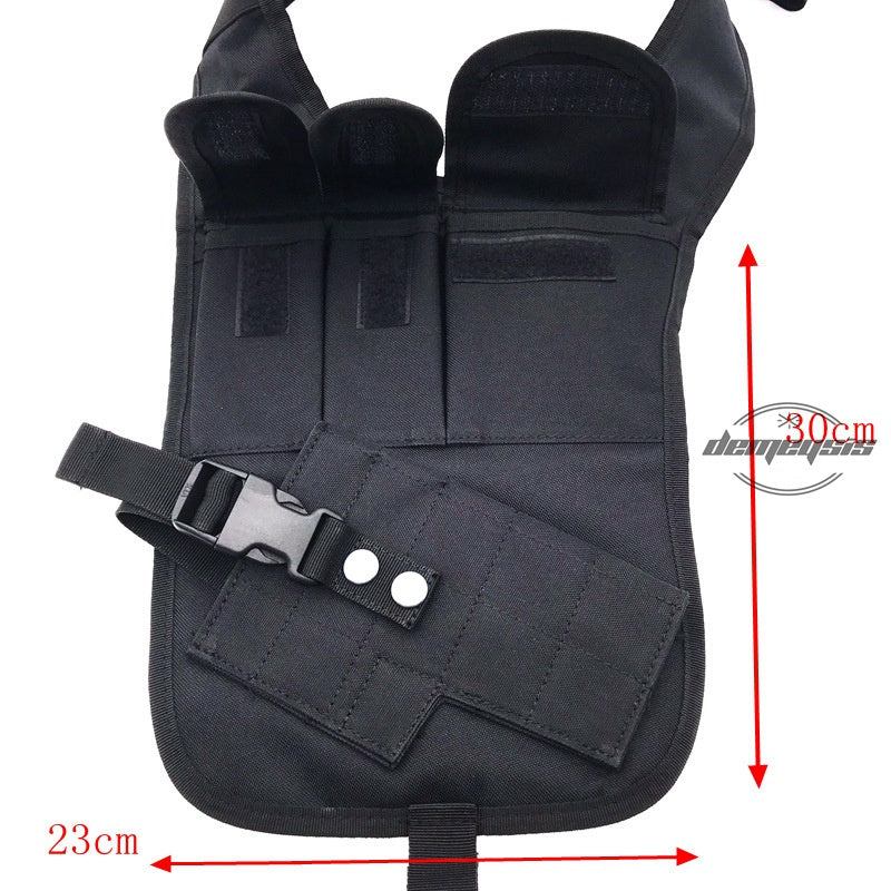 Tactical Nylon Anti-theft Hidden Underarm Security Shoulder Gun Holster