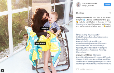 Crazy Life with Littles' Instagram! - BeachTech Towel
