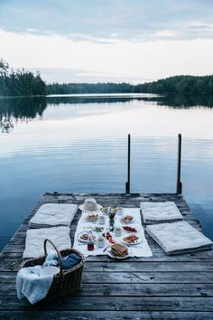 Picnic-Hygge Lifestyle at MinxNY