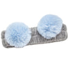 "Women's Makeup Spa & Shower Cosmetic Headband, ""Pom-Poms"""