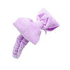 Women's Cosmetic Accessory Spa Beauty and Makeup Headband, Knotted Bow Bow