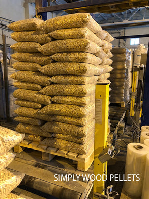 Value Wood Pellets - TRIAL PRODUCT