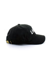 Embroidered Curved Adjustable Cap