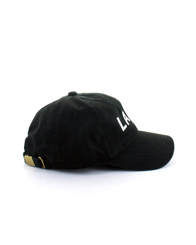Embroidered Curved Adjustable Cap - LANY