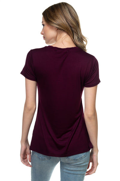 Round Neck Jersey Tee - LANY