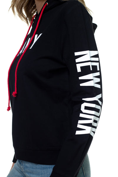 Los Angeles New York Hoodie - LANY