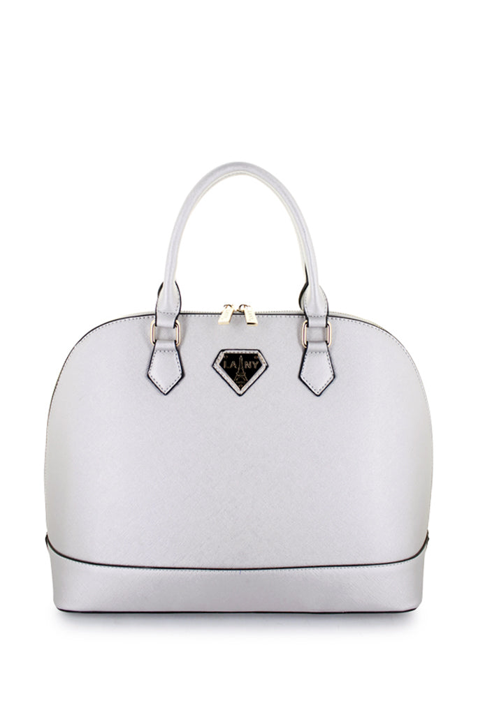 Adriana Dome Satchel