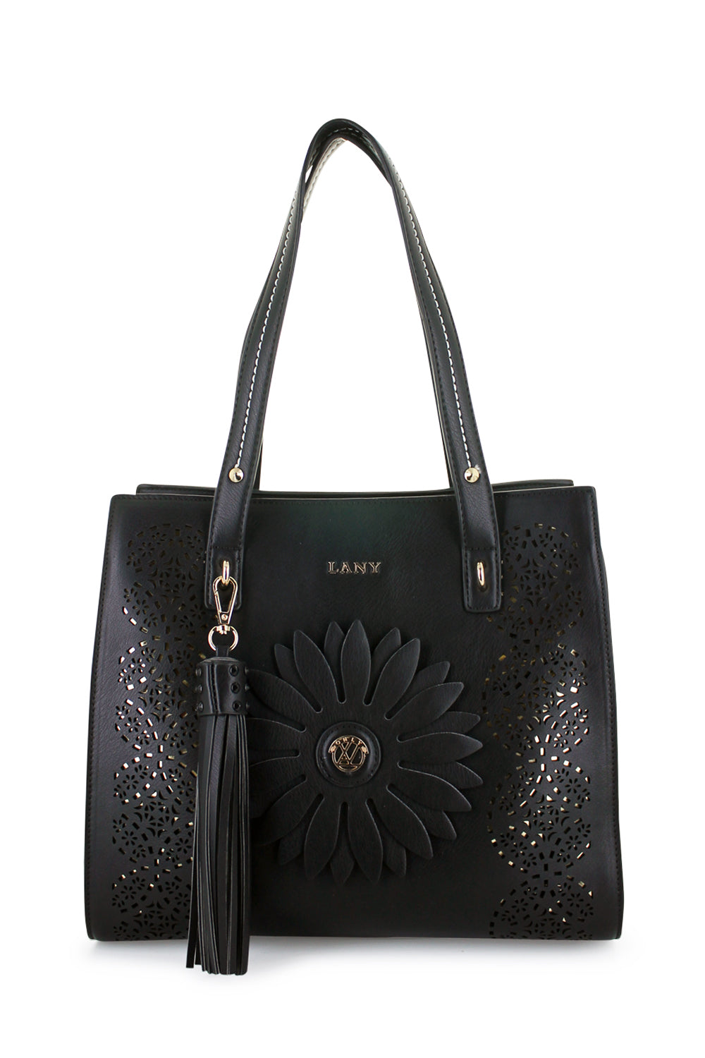 Sheri Flower Tote - LANY