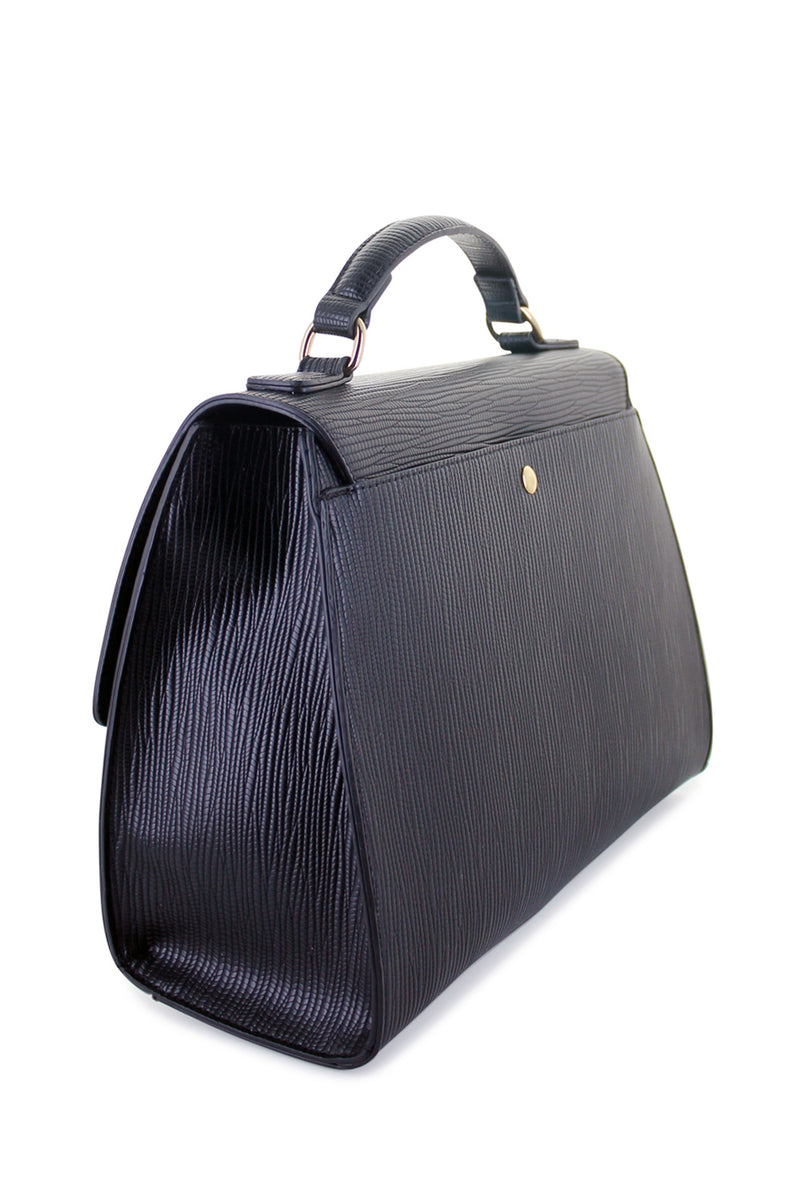 Epiphany Front Flap Satchel