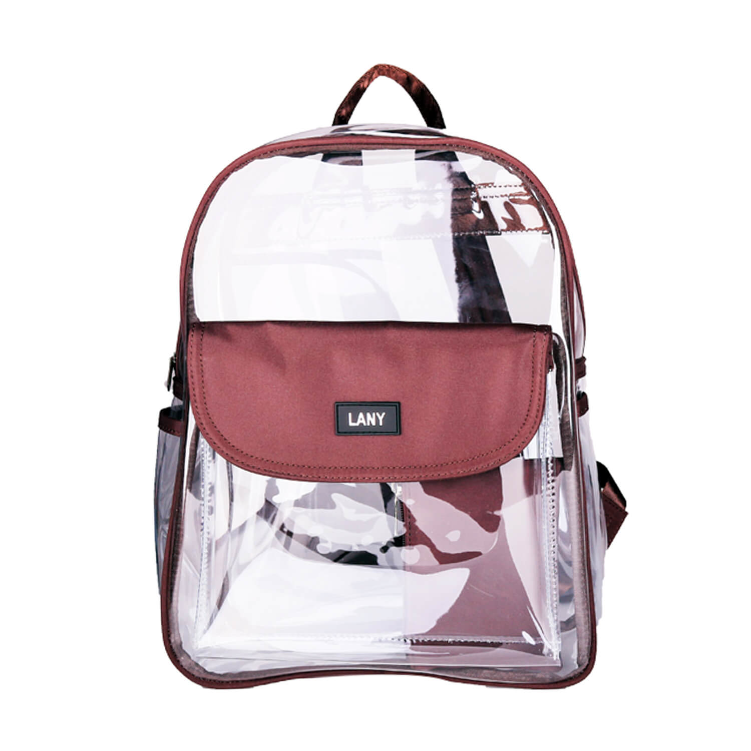 Large Clear Backpack