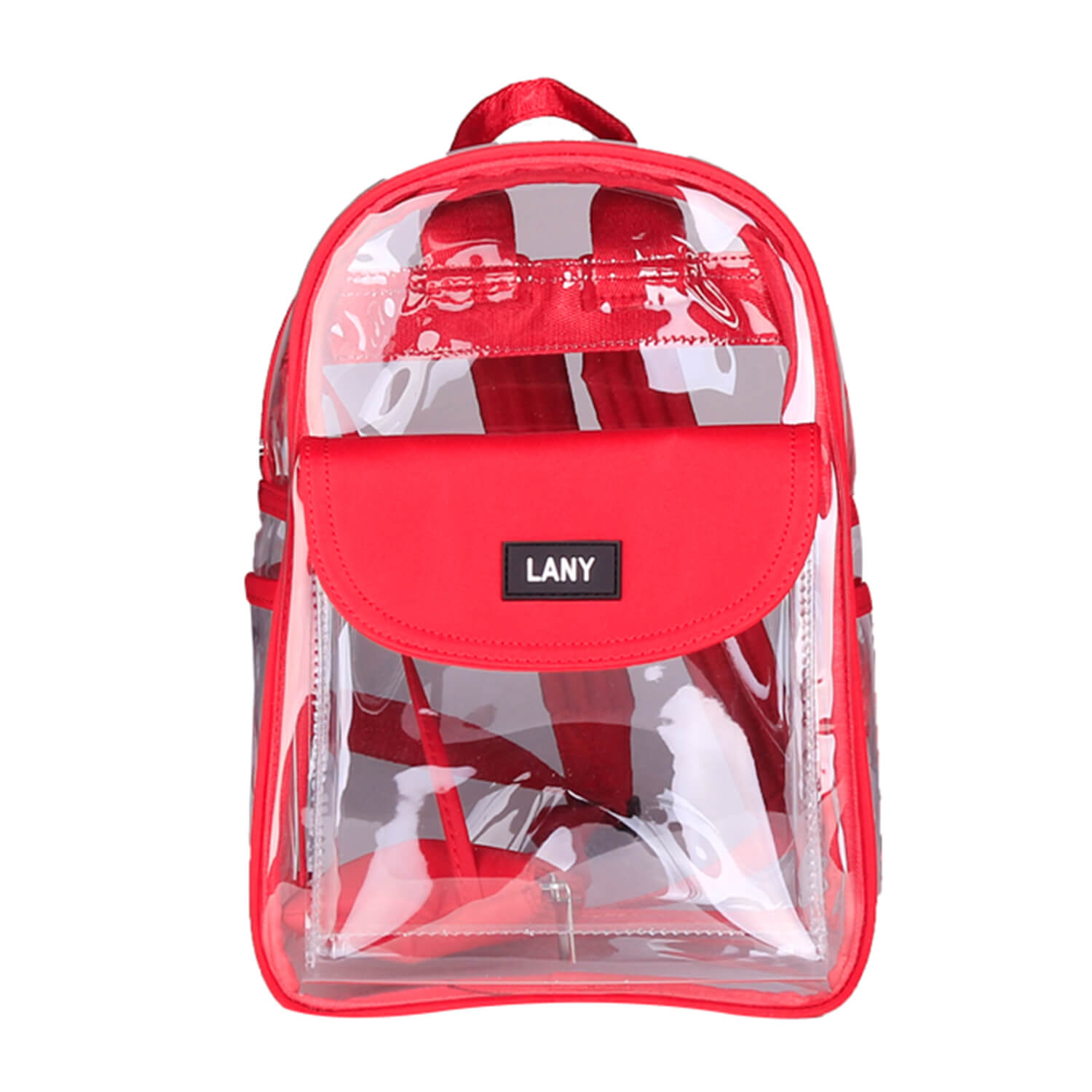 Medium Clear Backpack