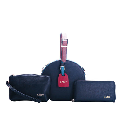 Mini Round Travel Box 3-Set - LANY