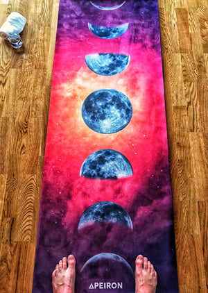 Just a Phase - eco friendly  yoga mat