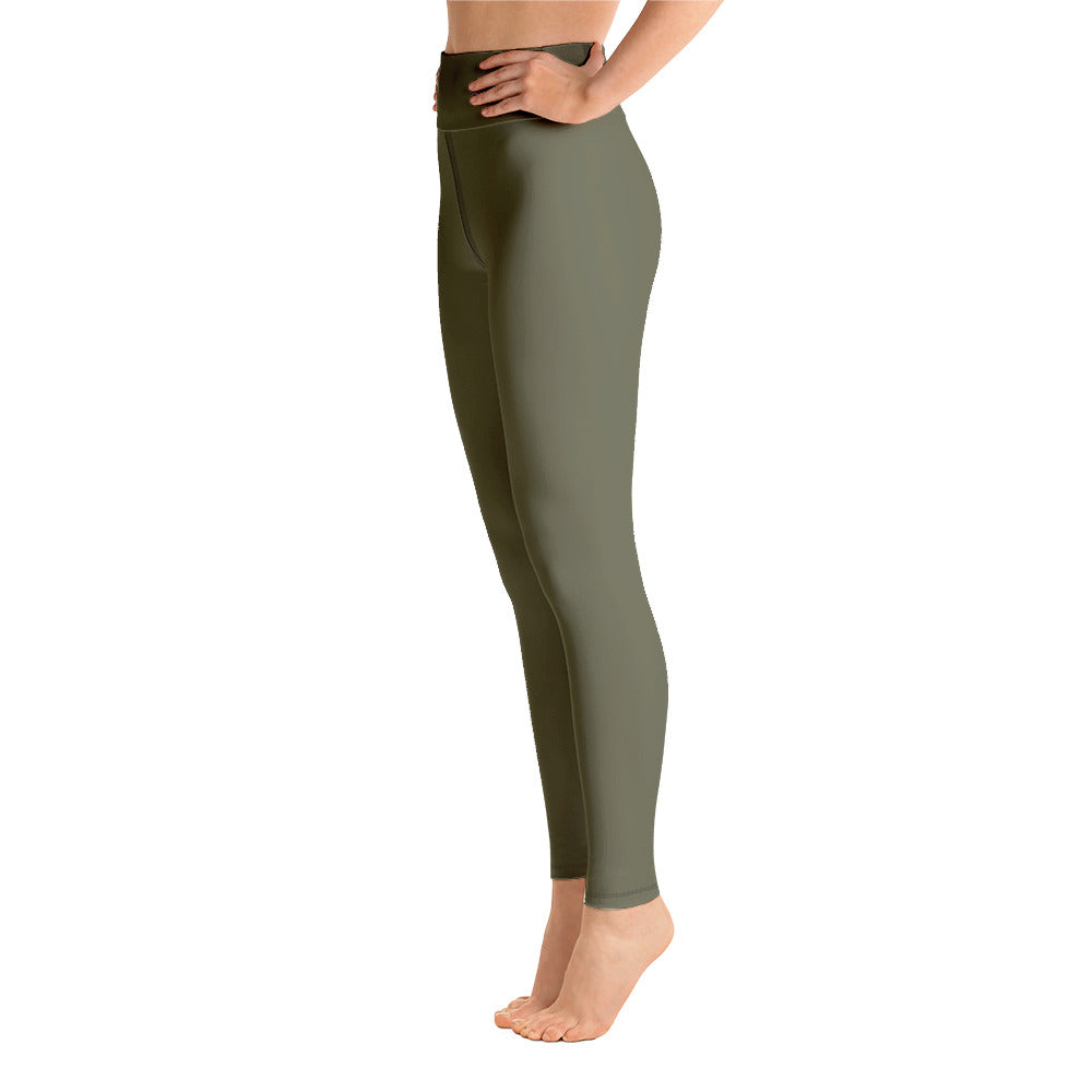 Terrarium Moss Yoga Leggings