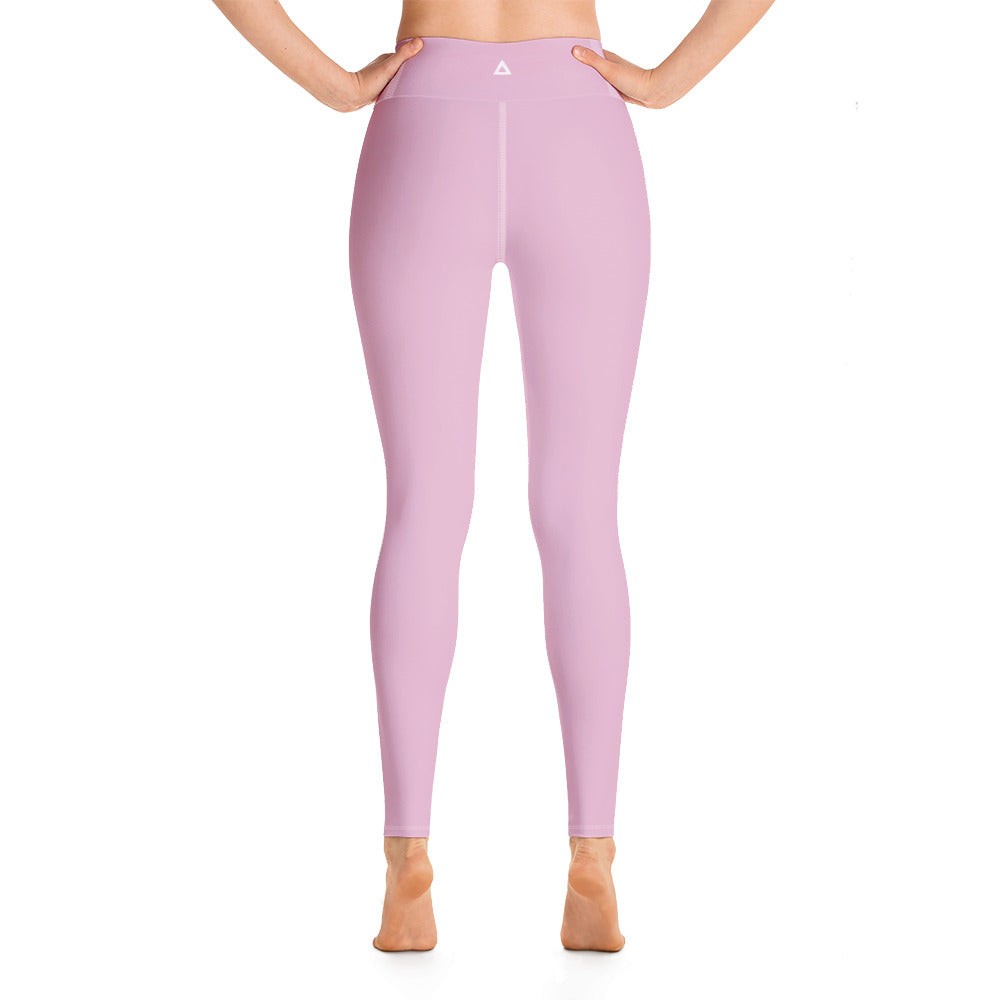 Sweet Lilac Yoga Leggings