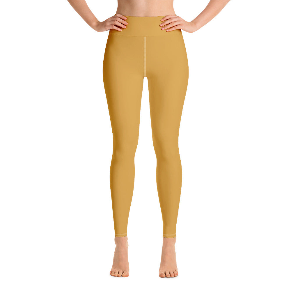 Mango Mojito Yoga Leggings