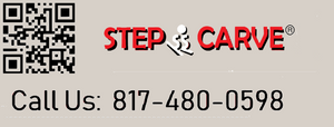 QR Scan Code - STEP ss CARVE | Ski Exercise Machine