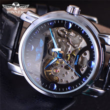 Winner Top Brand Luxury Mens Wrist Watch Men Military Sport Clock Male Business Army Skeleton Automatic Mechanical Watches