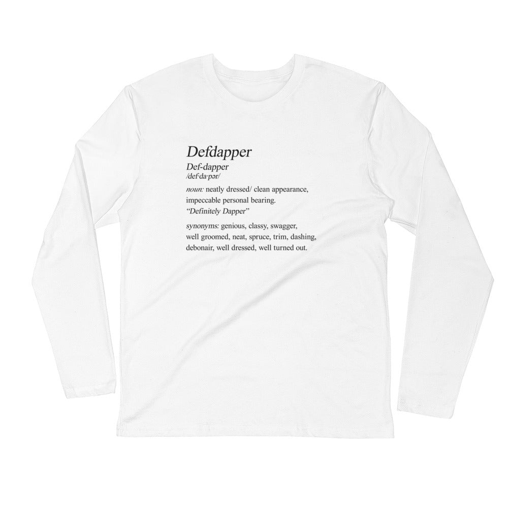Defdapper® Definition Premium Long Sleeve