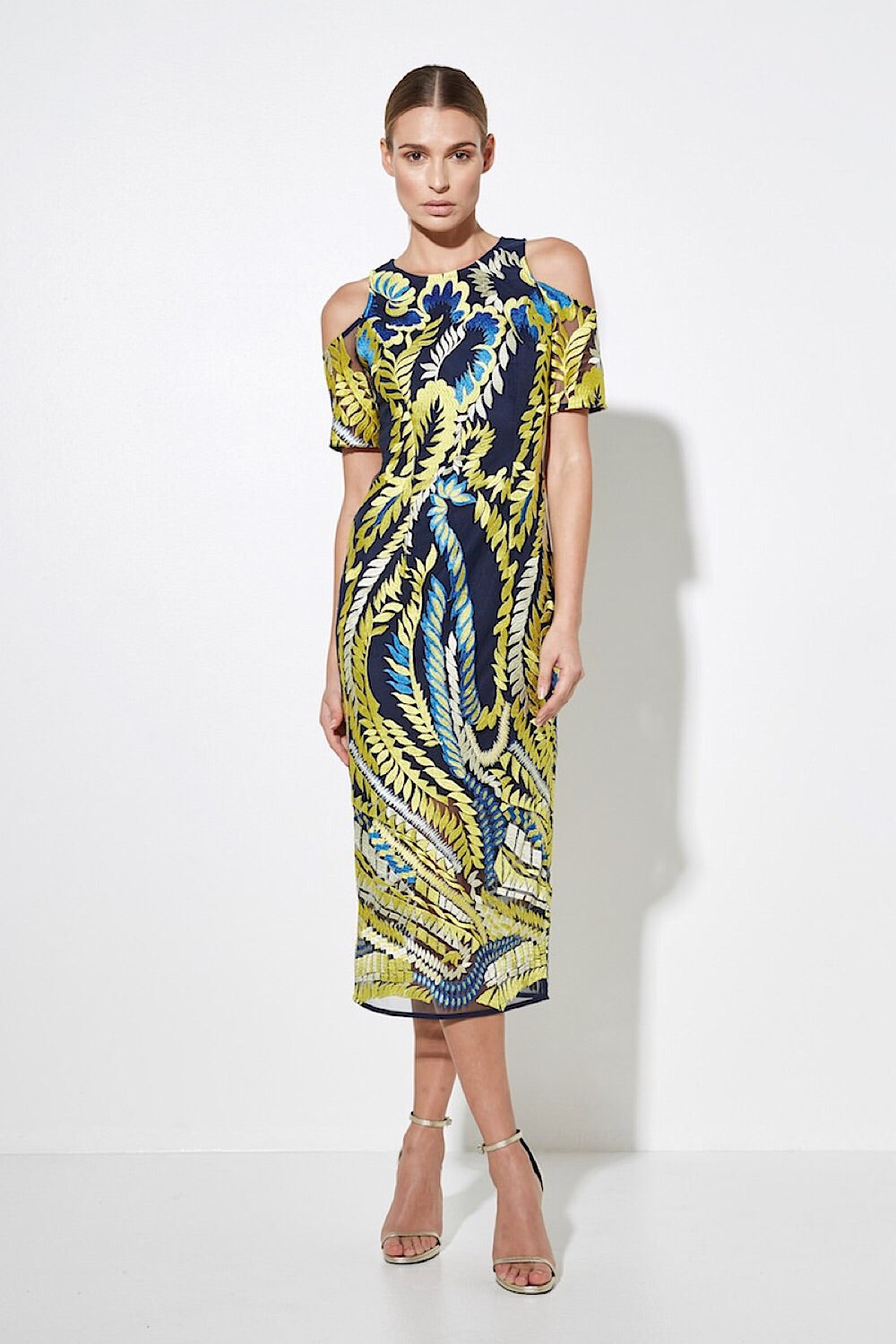 The Humming Bird Midi Dress
