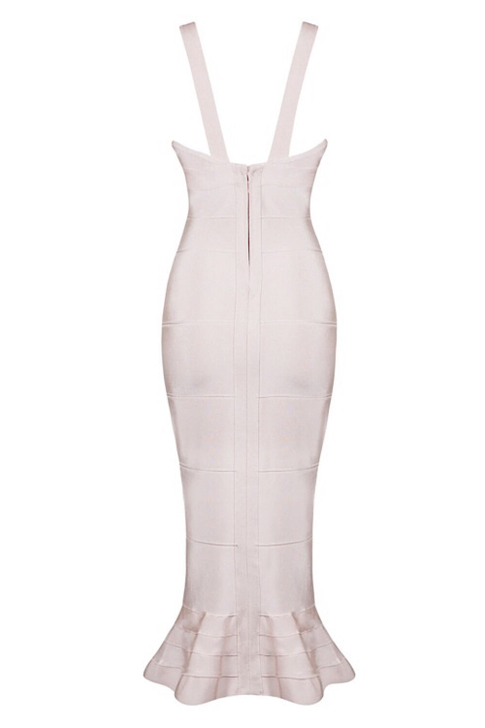 Gigi Nude Bandage Dress