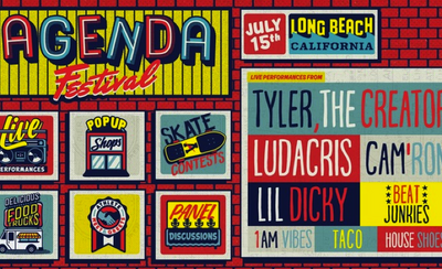 Agenda Festival- Long Beach, CA