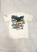 1990's CRES Zoological Society Vintage T-Shirt