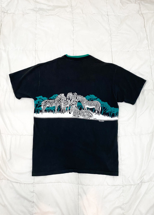 1991 Fossil Rim Wildlife Center Vintage T-Shirt