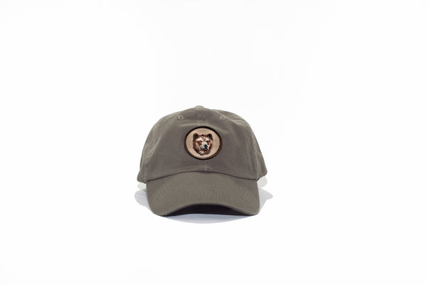 Brown Bear Scout Cap