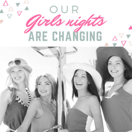 THE NEW GIRLS NIGHT OUT
