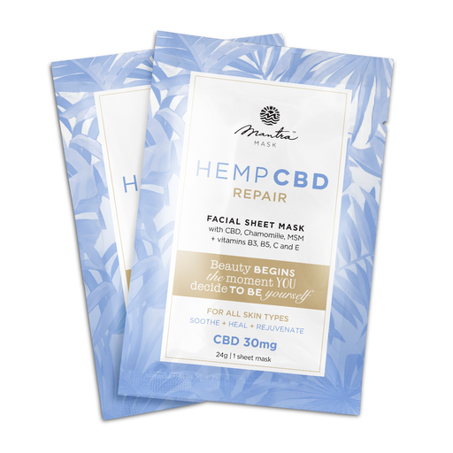 CBD Repair Mask