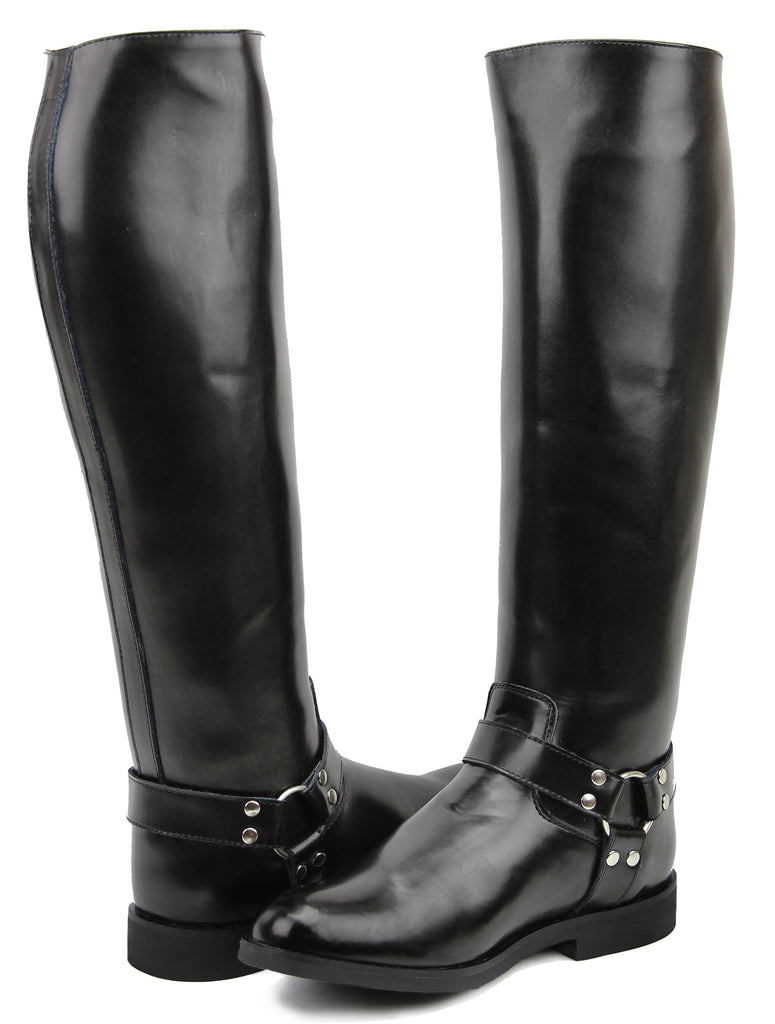 Ankle Support Riding Boots