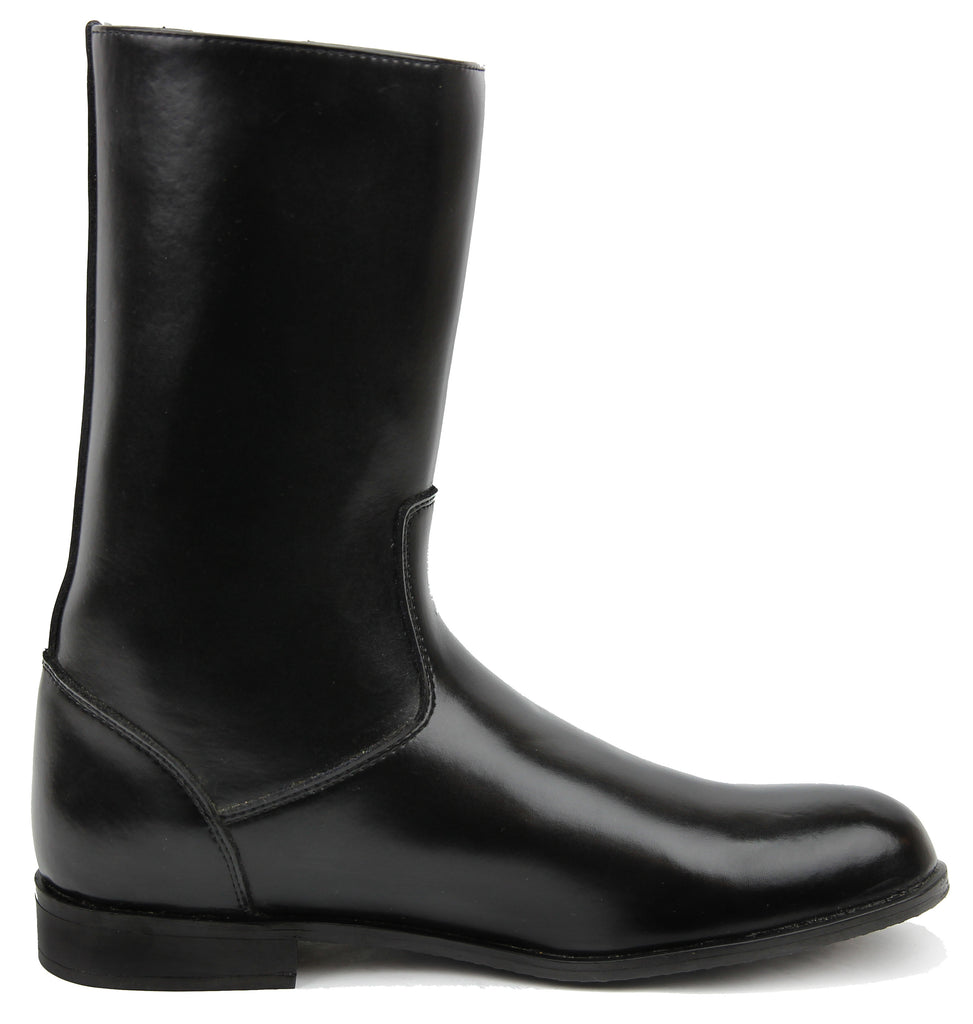 FAMMZ Atlas Men's Man Mid Calf Leather Boots