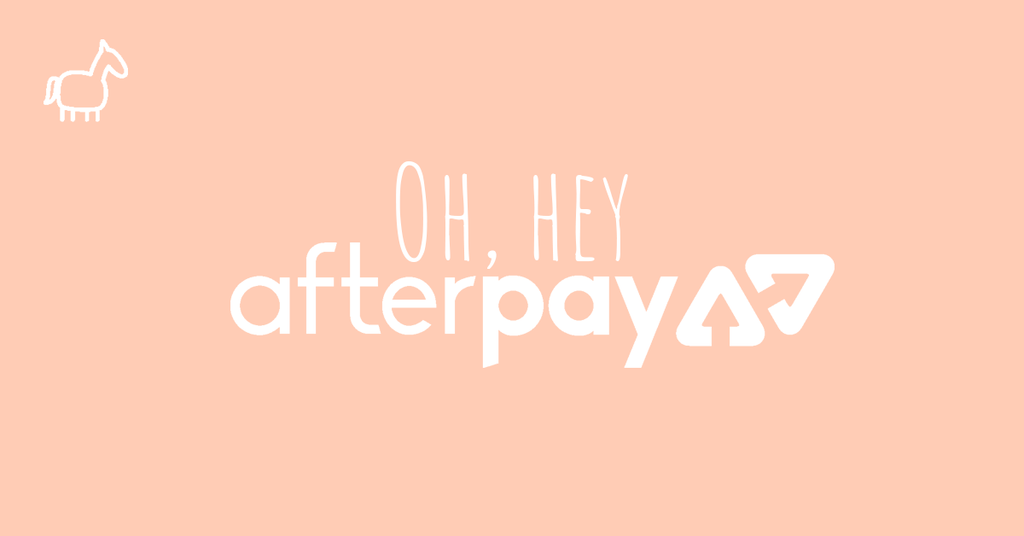 Oh, Hey! Afterpay ;)