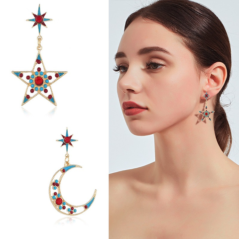 The Martina Earrings