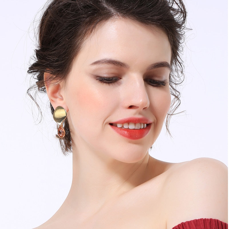 The Felecia Earrings
