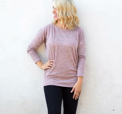 Syracuse Sweater | AMELIA JAMES