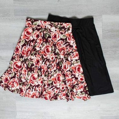 Savannah Skirt - SOVA Boutique