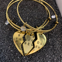 Best Friends Forever 3pc Bracelet