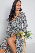 Cheetah Dress