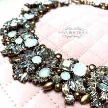 Jeweled Necklace & Earring
