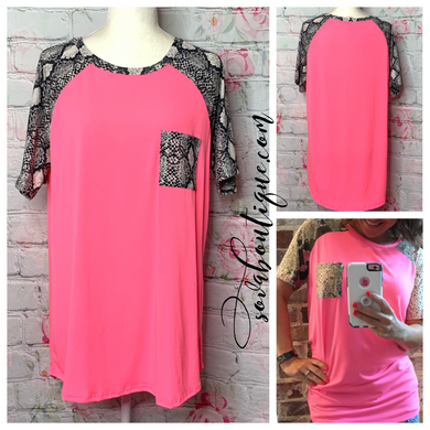 Raglan Top - SOVA Boutique