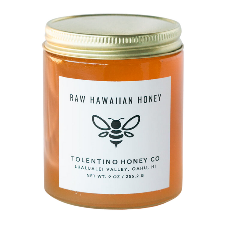 Raw Hawaiian Honey 9oz