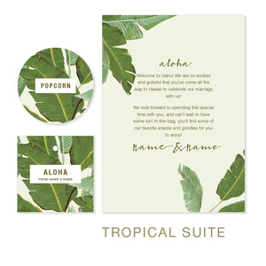 Tropical Suite