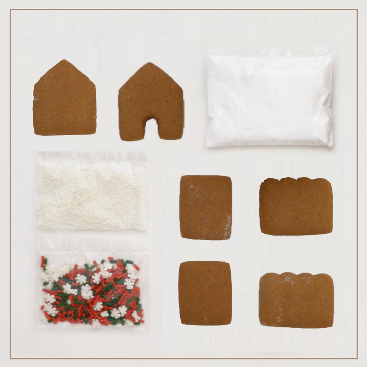 Limited Edition: Mini Gingerbread Kit
