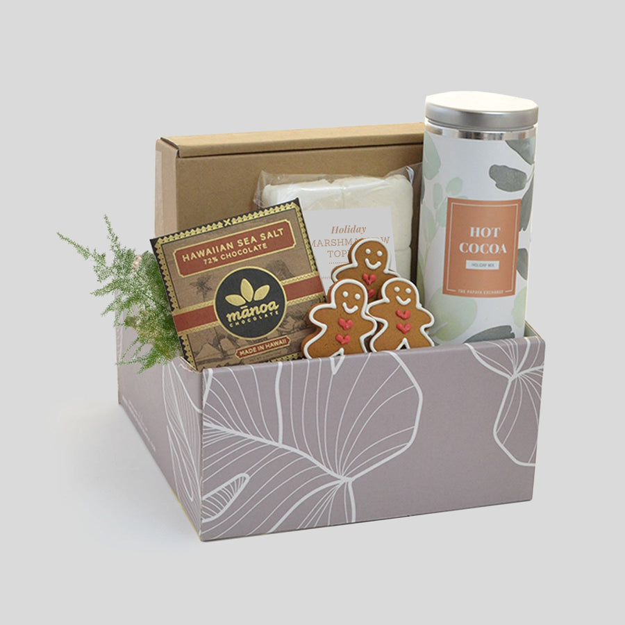 Warmest Wishes Suite - Ships 12/8-18 - Mini Gingerbread Decorating Kit